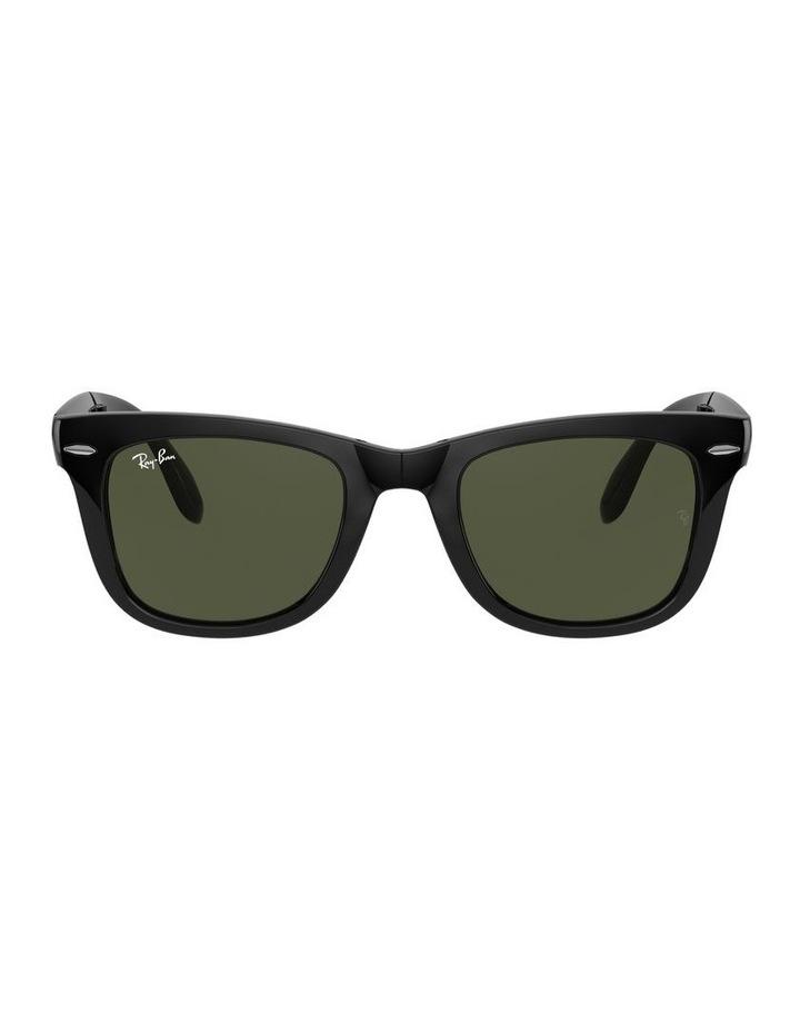 0RB4105 Folding Wayfarer 1098514008 Sunglasses image 2