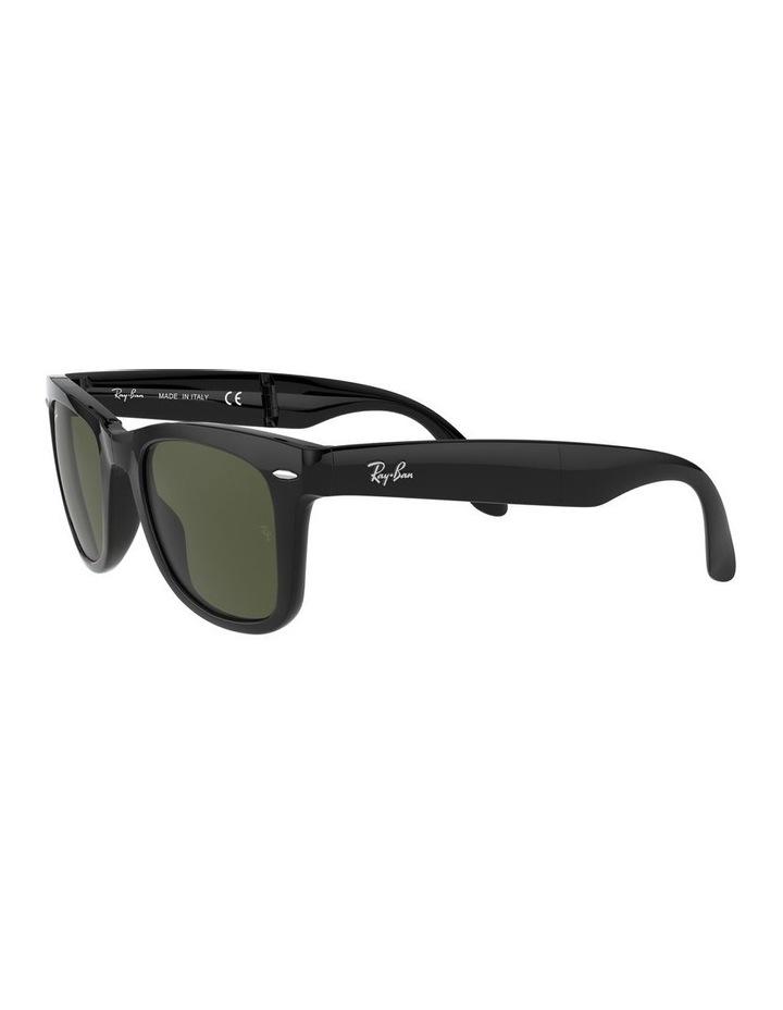 0RB4105 Folding Wayfarer 1098514008 Sunglasses image 3