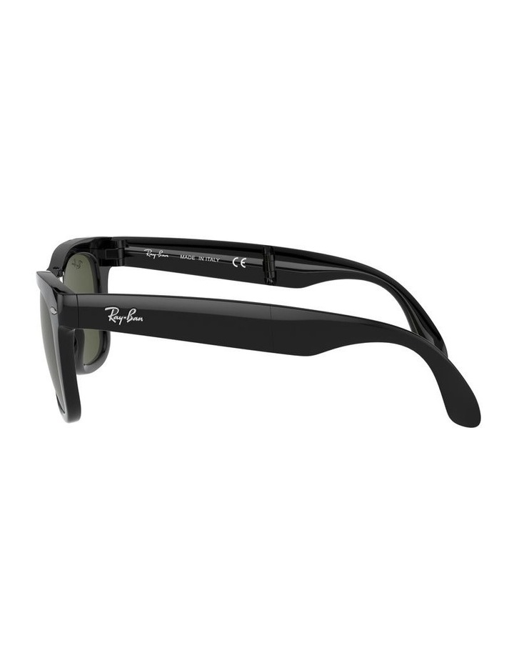 0RB4105 Folding Wayfarer 1098514008 Sunglasses image 4