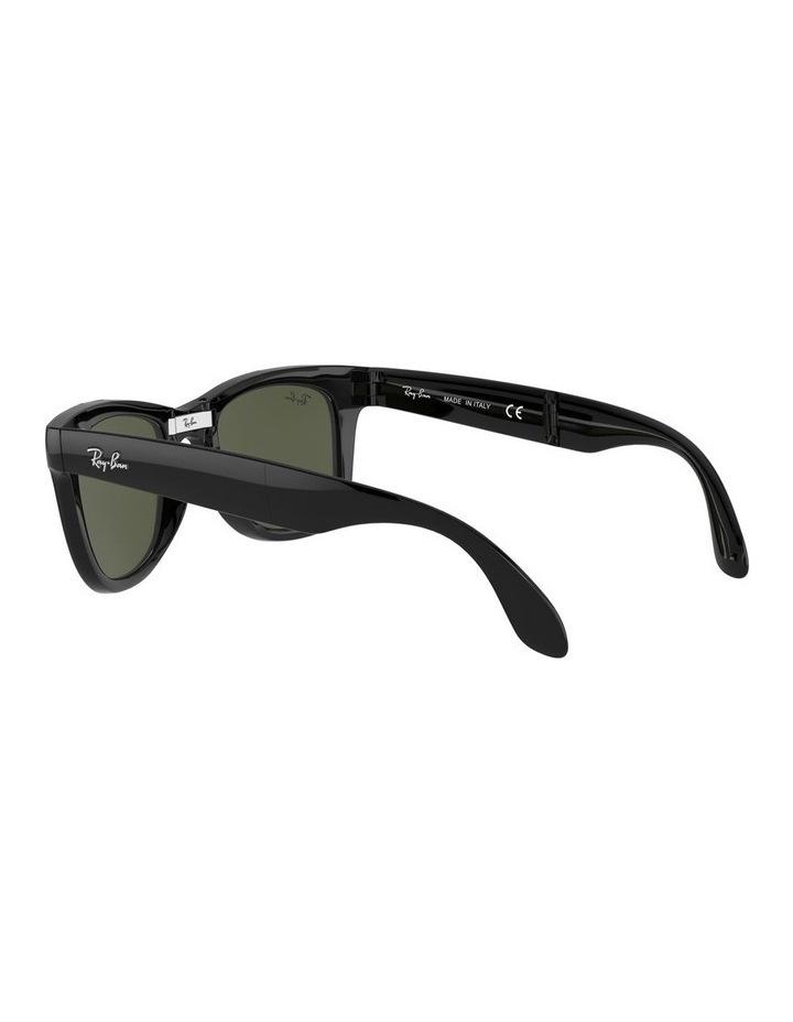 0RB4105 Folding Wayfarer 1098514008 Sunglasses image 5