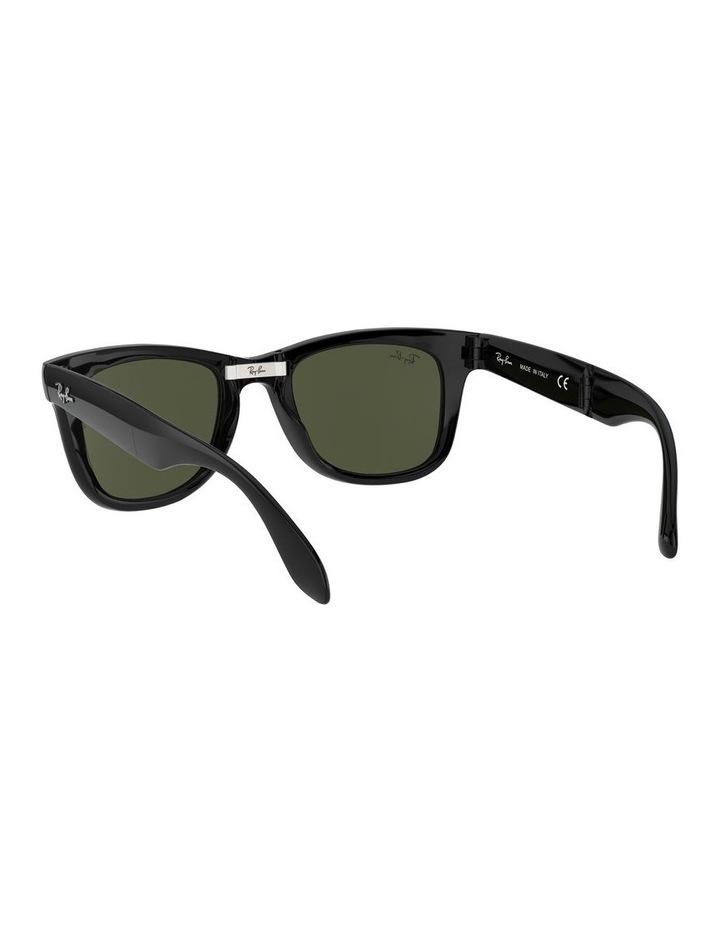 0RB4105 Folding Wayfarer 1098514008 Sunglasses image 6