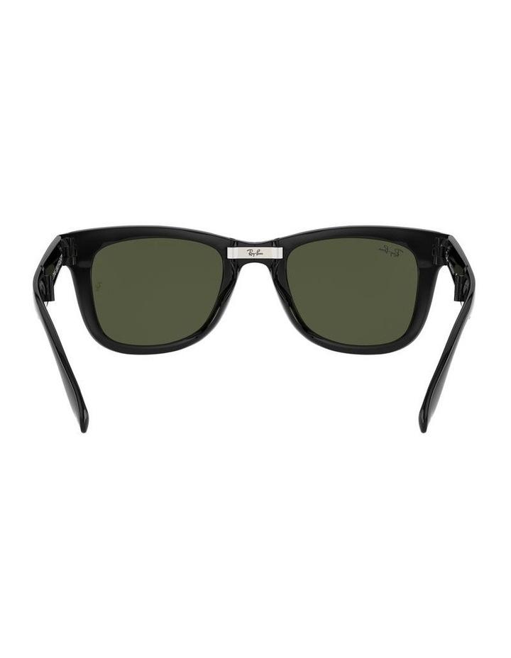 0RB4105 Folding Wayfarer 1098514008 Sunglasses image 7