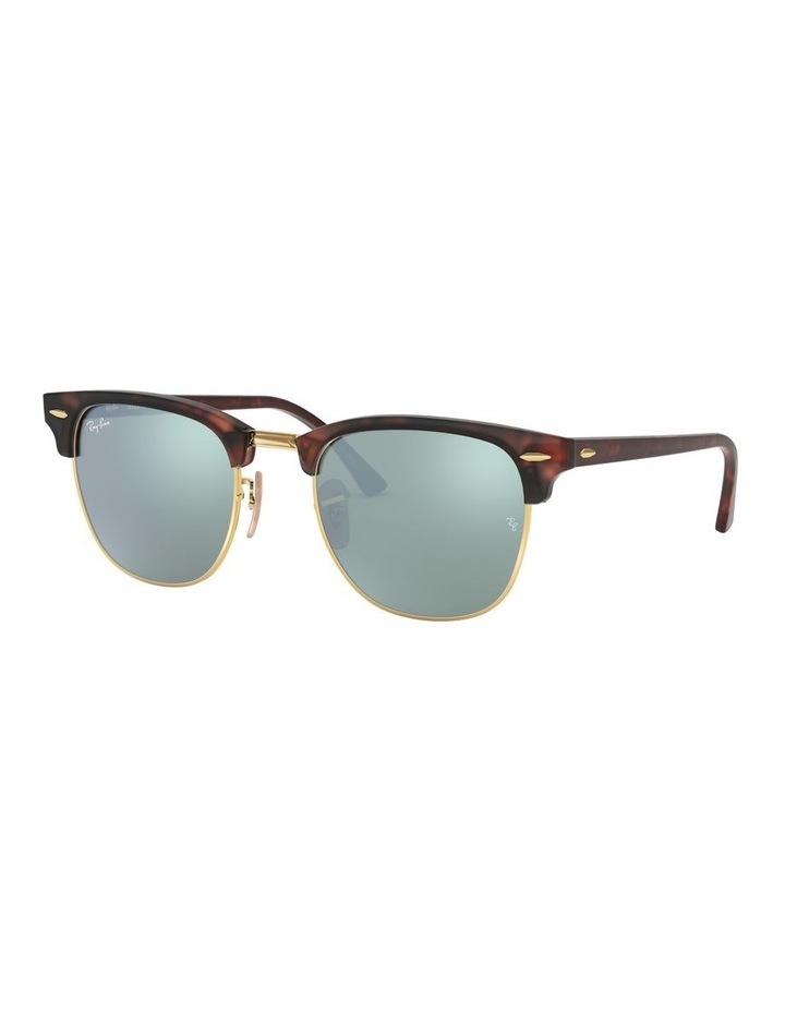 Clubmaster Green Sunglasses 0RB3016 1130305012 image 1