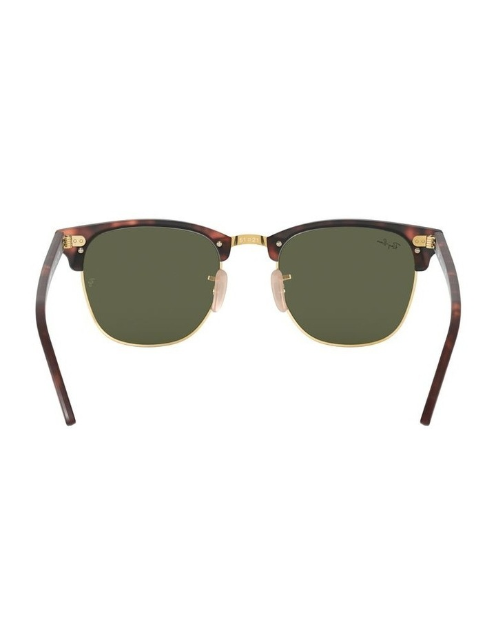 Clubmaster Green Sunglasses 0RB3016 1130305012 image 7
