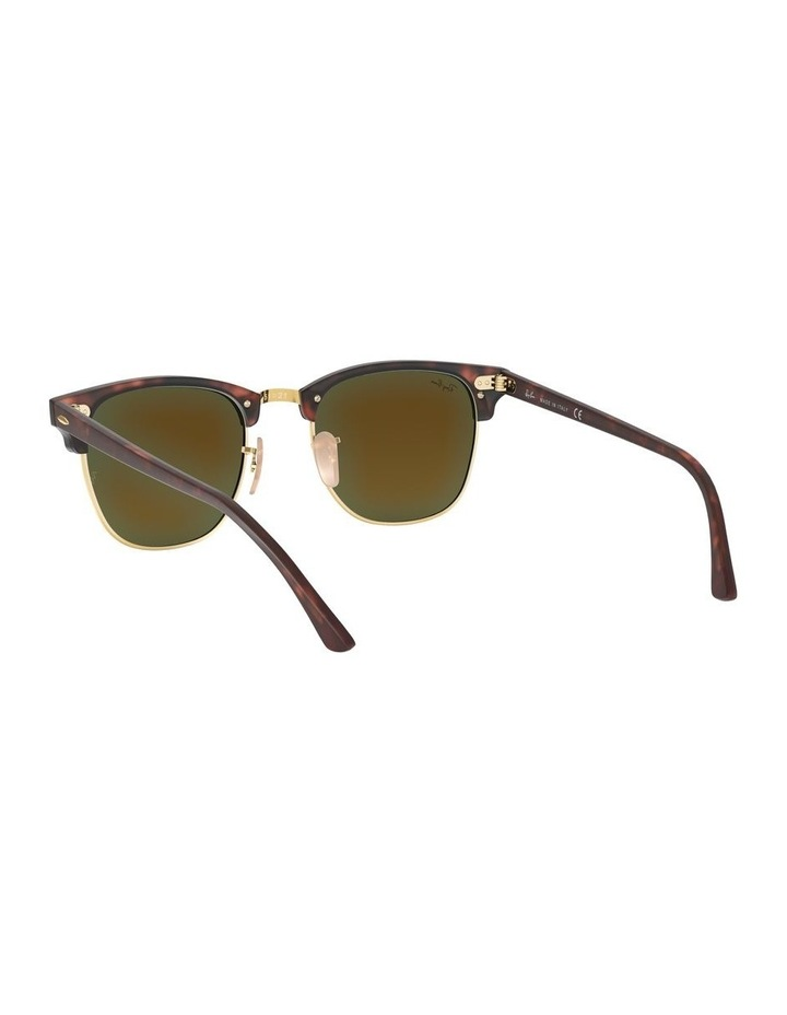 Clubmaster Blue Sunglasses 0RB3016 1130305013 image 6