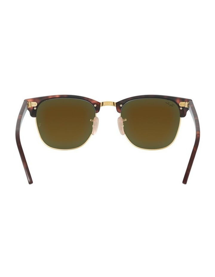 Clubmaster Blue Sunglasses 0RB3016 1130305013 image 7