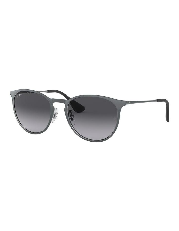 Erika Metal Grey Keyhole Bridge Sunglasses 0RB3539 1509984002 image 1
