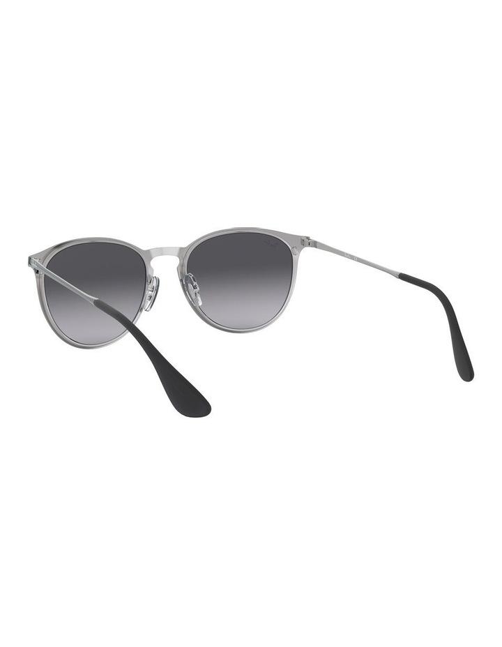 Erika Metal Grey Keyhole Bridge Sunglasses 0RB3539 1509984002 image 6