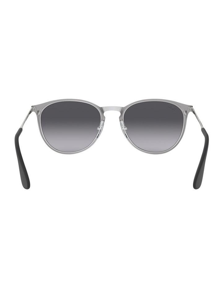 Erika Metal Grey Keyhole Bridge Sunglasses 0RB3539 1509984002 image 7