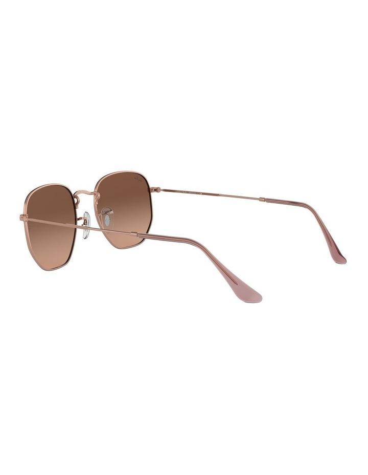 Hexagonal Brown Sunglasses 0RB3548N 1511212023 image 5