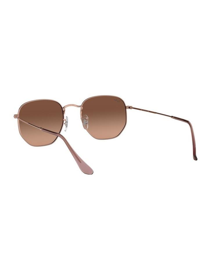 Hexagonal Brown Sunglasses 0RB3548N 1511212023 image 6