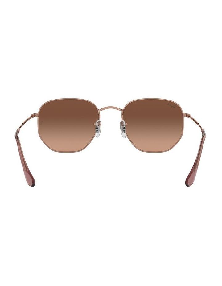 Hexagonal Brown Sunglasses 0RB3548N 1511212023 image 7