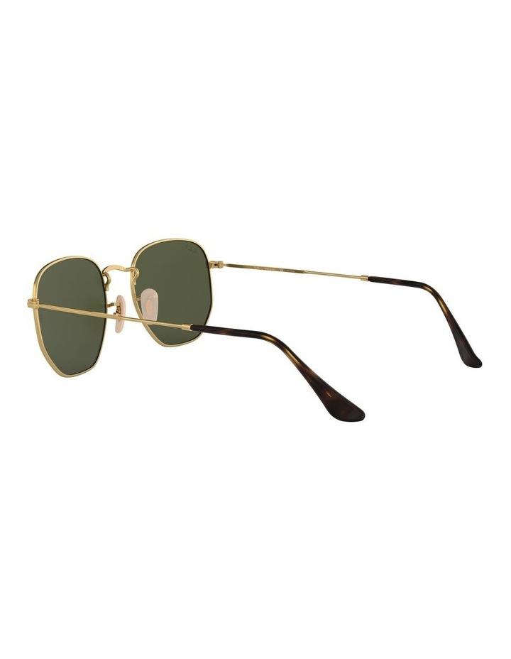 Hexagonal Polarised Green Sunglasses 0RB3548N 1511212025 image 5