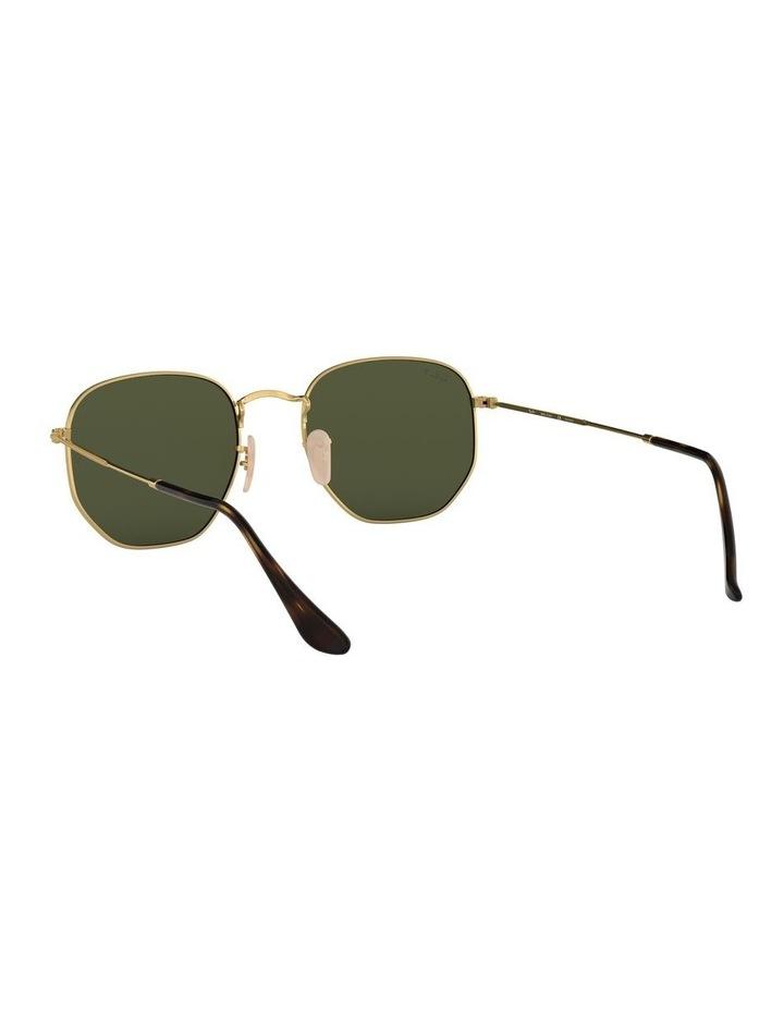 Hexagonal Polarised Green Sunglasses 0RB3548N 1511212025 image 6