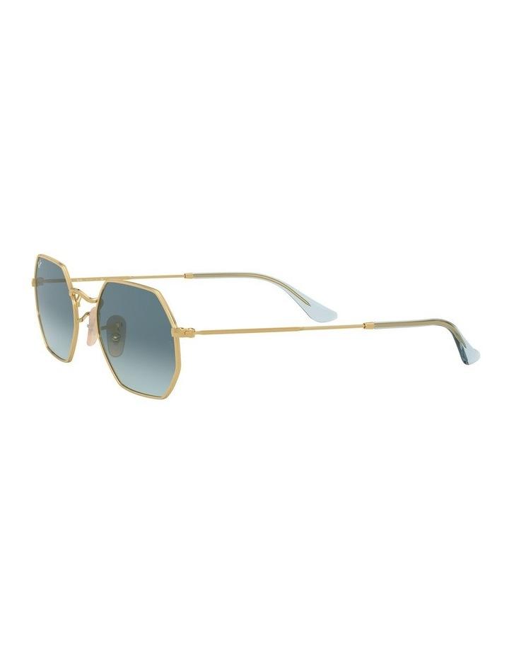 Octagonal Blue Sunglasses 0RB3556N 1513005009 image 3