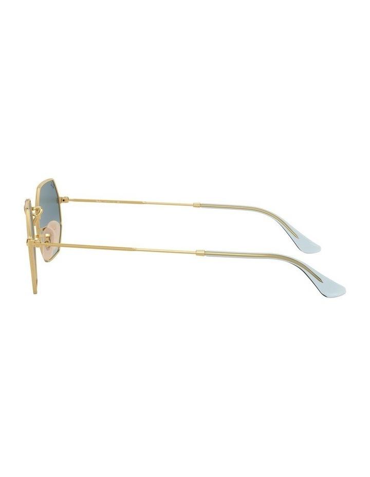 Octagonal Blue Sunglasses 0RB3556N 1513005009 image 4