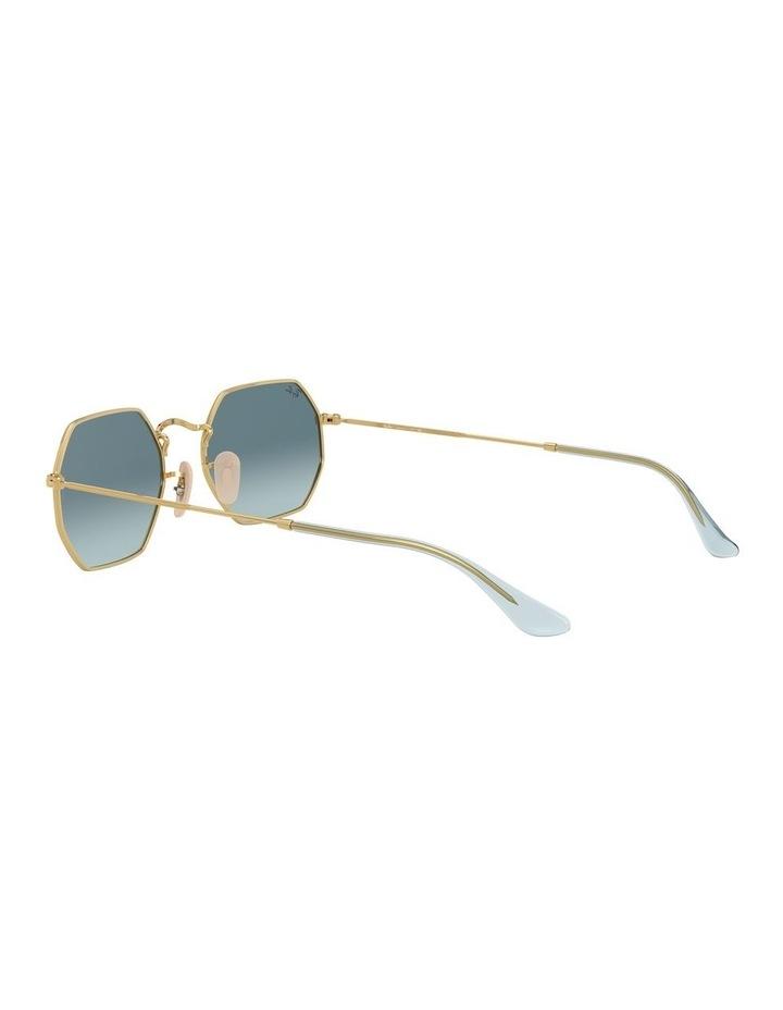 Octagonal Blue Sunglasses 0RB3556N 1513005009 image 5
