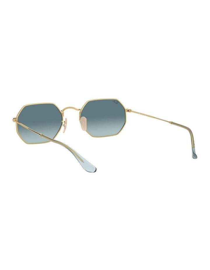 Octagonal Blue Sunglasses 0RB3556N 1513005009 image 6