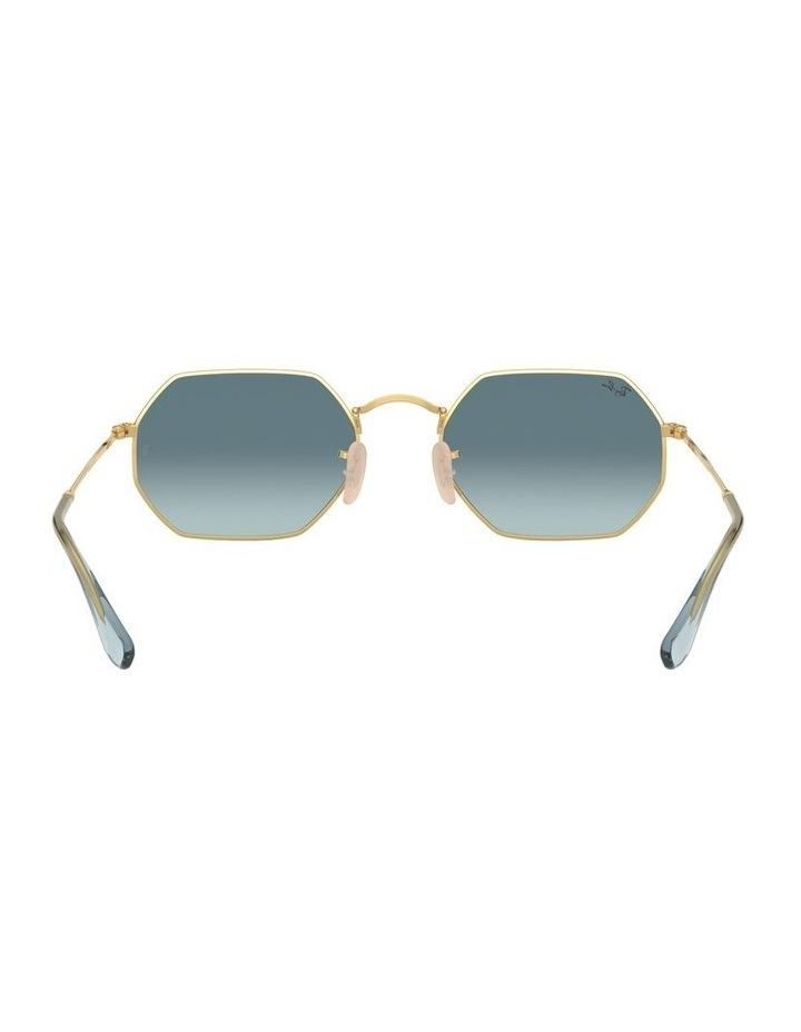Octagonal Blue Sunglasses 0RB3556N 1513005009 image 7