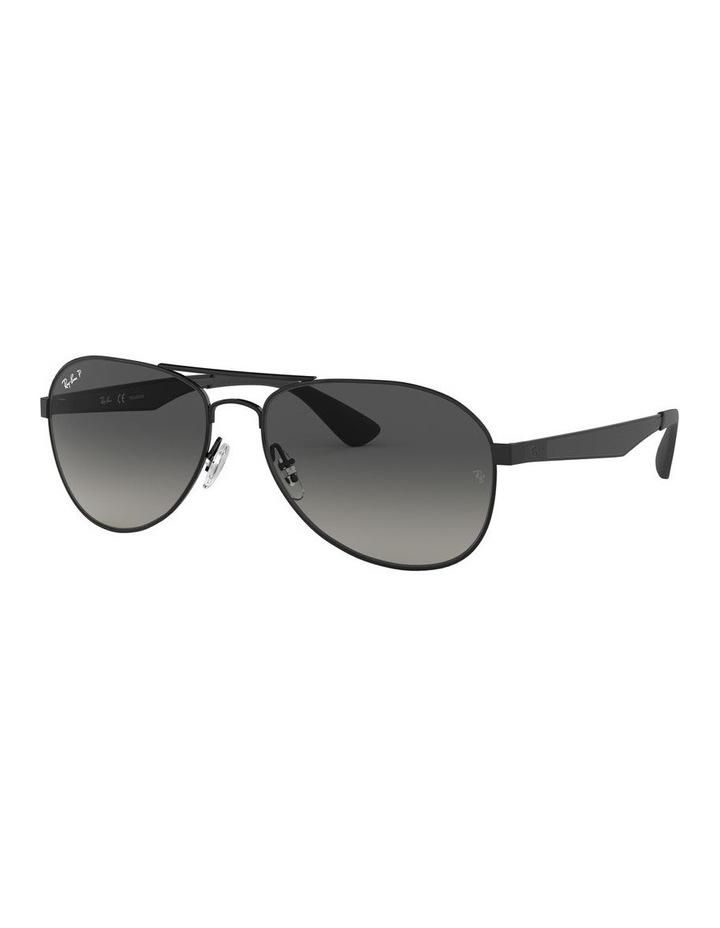 Polarised Grey Pilot Sunglasses 0RB3549 1513016008 image 1