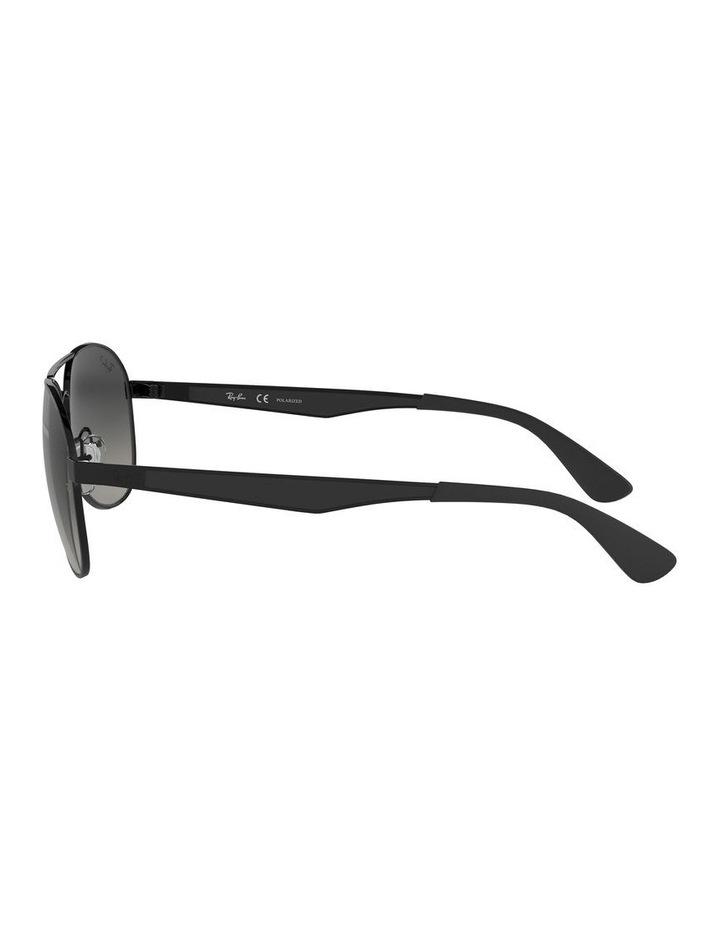 Polarised Grey Pilot Sunglasses 0RB3549 1513016008 image 4