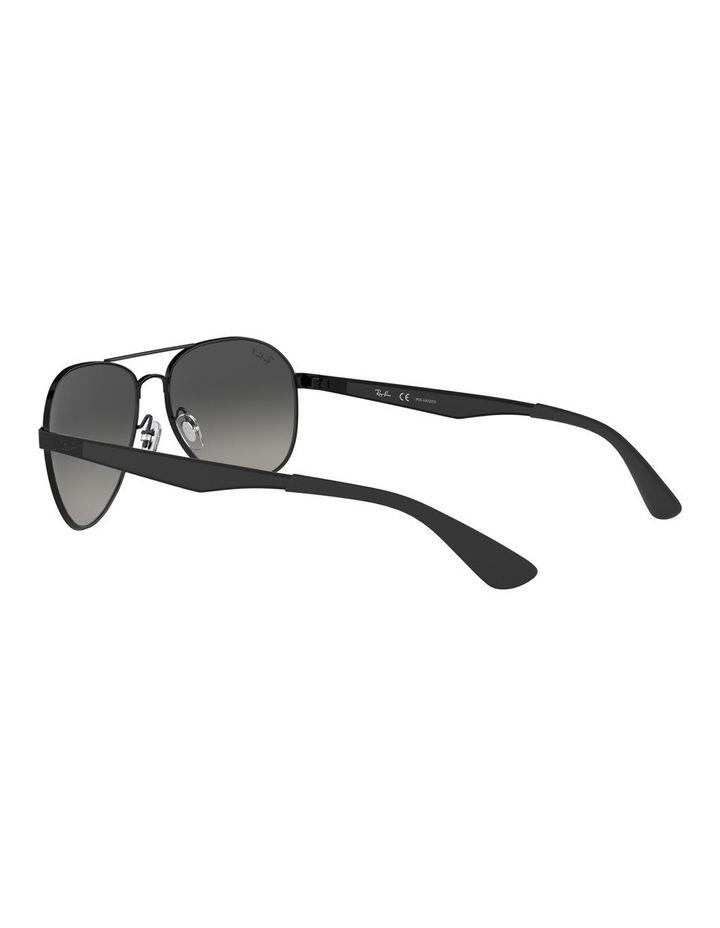 Polarised Grey Pilot Sunglasses 0RB3549 1513016008 image 5
