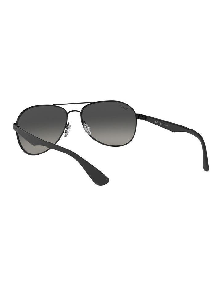 Polarised Grey Pilot Sunglasses 0RB3549 1513016008 image 6