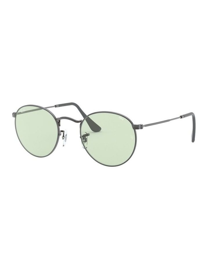 0RB3447 Round Metal 1513115025 Sunglasses image 1