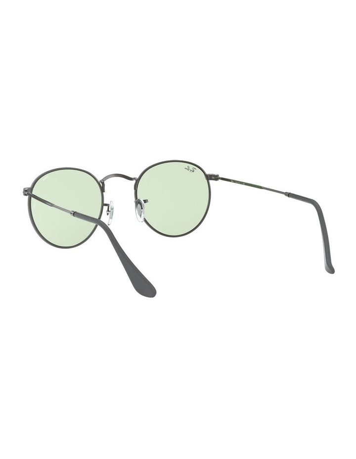 0RB3447 Round Metal 1513115025 Sunglasses image 6