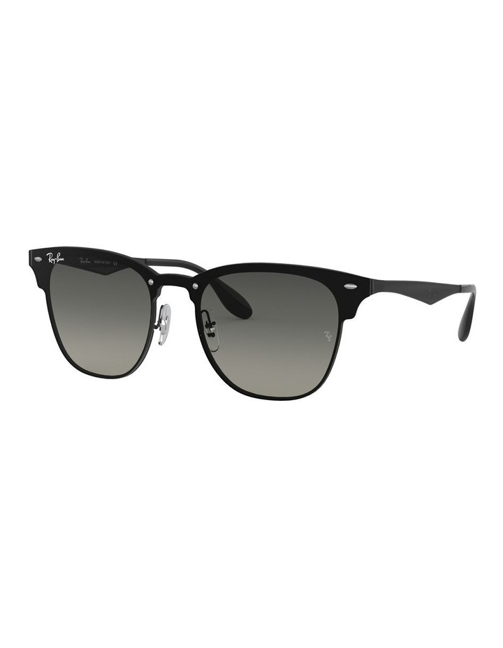 Blaze Clubmaster Grey Sunglasses 0RB3576N 1516112010 image 1