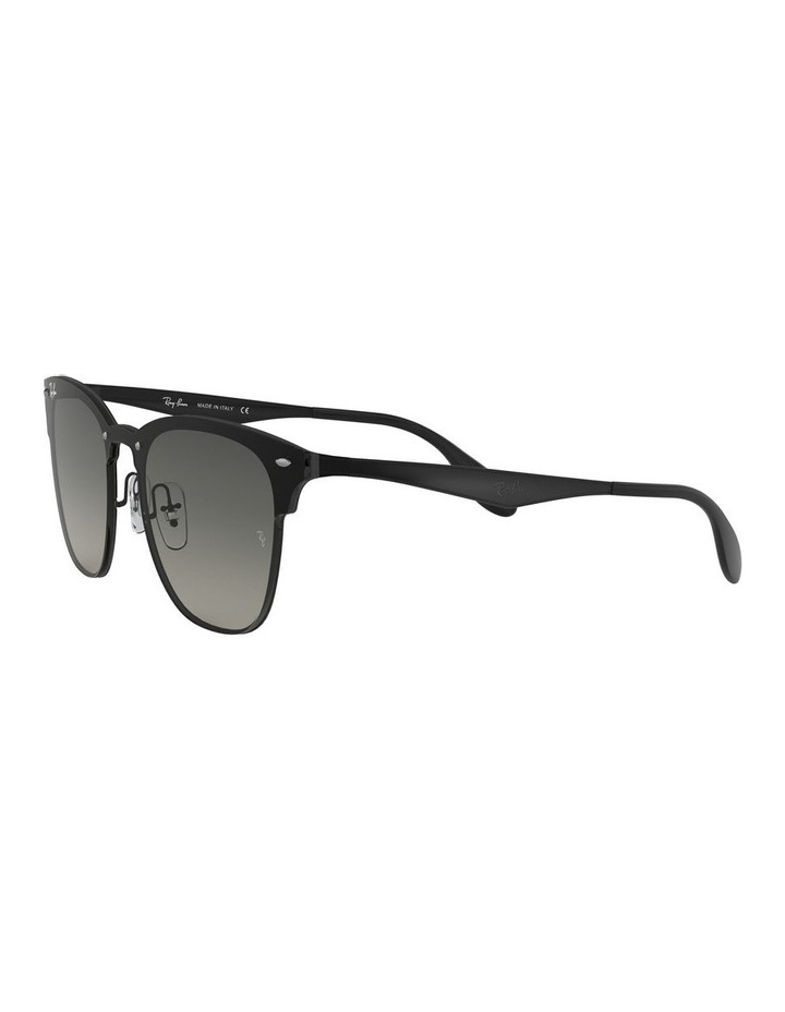Blaze Clubmaster Grey Sunglasses 0RB3576N 1516112010 image 3