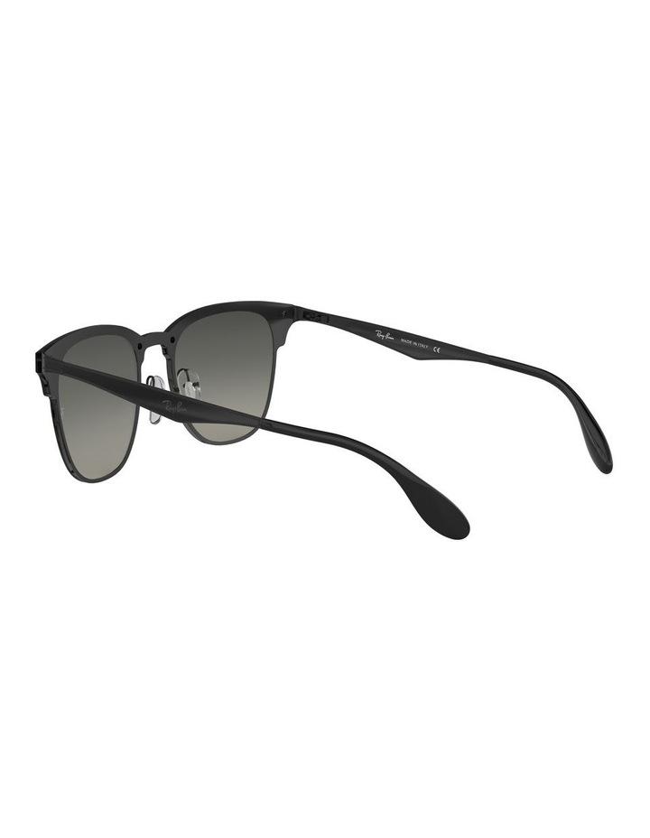 Blaze Clubmaster Grey Sunglasses 0RB3576N 1516112010 image 5