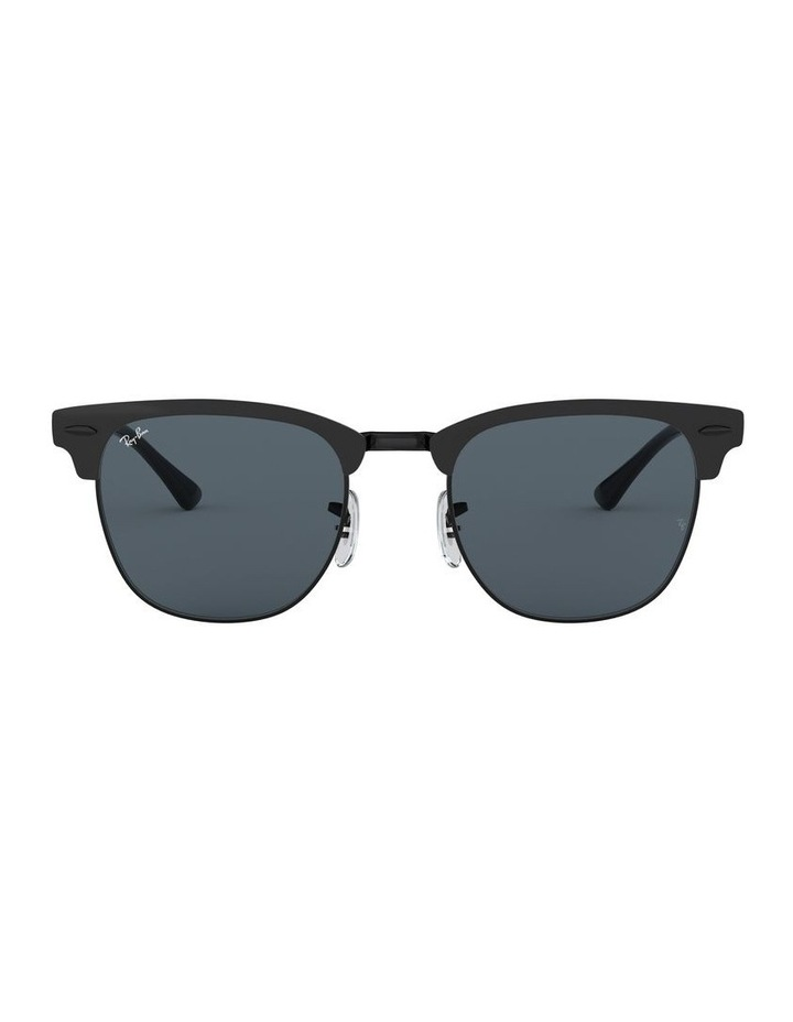 Clubmaster Metal Blue Sunglasses 0RB3716 1518519002 image 2