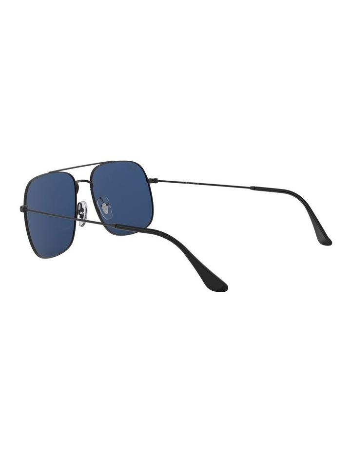 Andrea Blue Square Aviator Sunglasses 0RB3595 1521736004 image 5