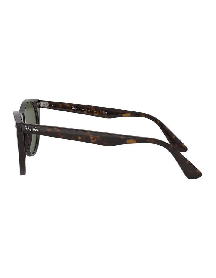 Wayfarer II Green Retro Sunglasses 0RB2185 1523605007 image 4