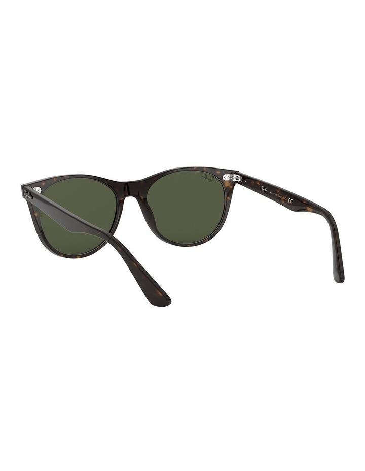 Wayfarer II Green Retro Sunglasses 0RB2185 1523605007 image 6