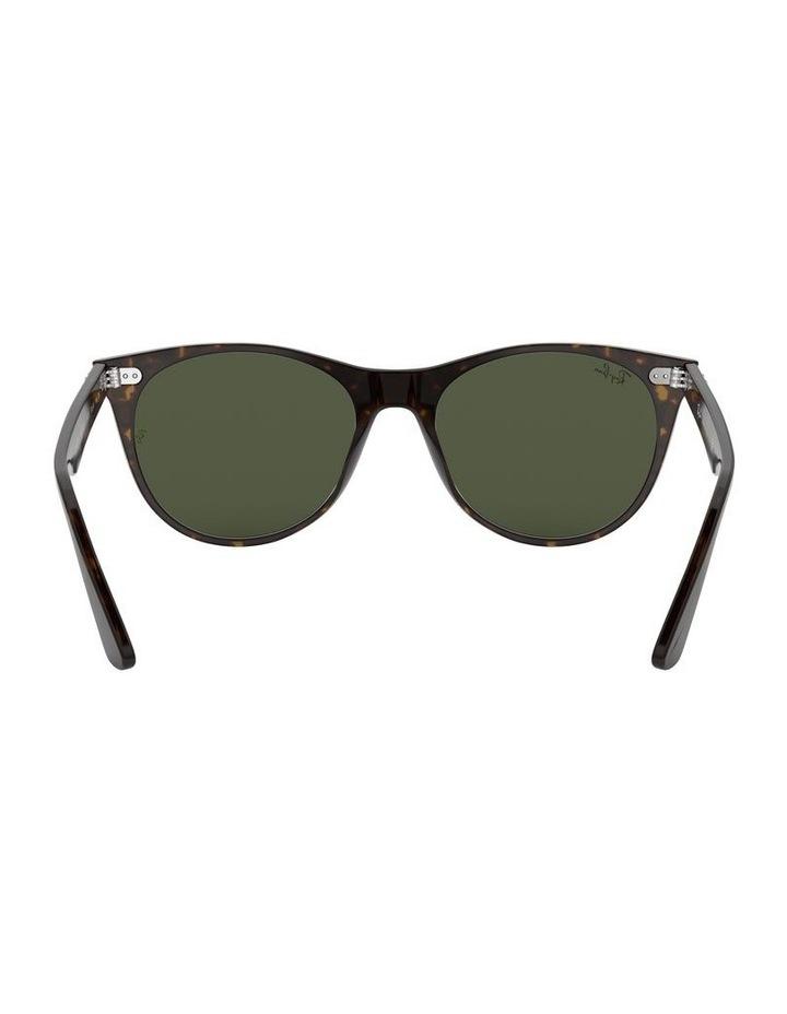 Wayfarer II Green Retro Sunglasses 0RB2185 1523605007 image 7