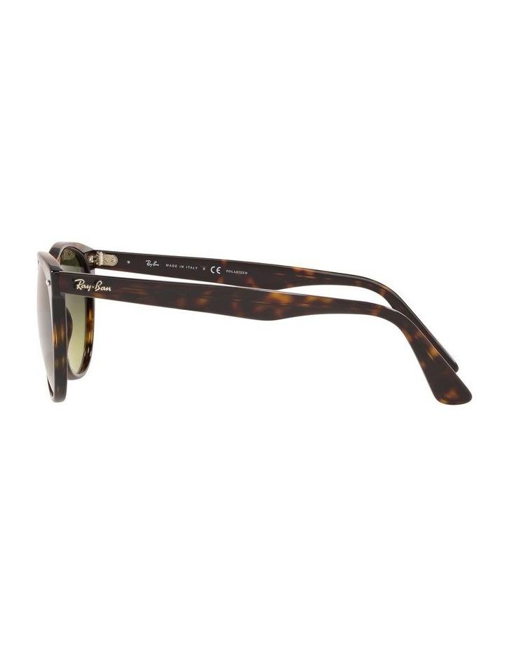 Wayfarer II Polarised Green Retro Sunglasses 0RB2185 1523605010 image 4