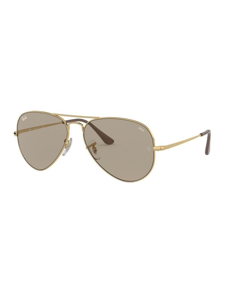 Aviator Metal II Brown Sunglasses 0RB3689 1523705012 image 1