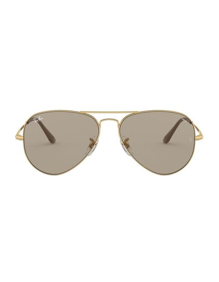 Aviator Metal II Brown Sunglasses 0RB3689 1523705012 image 2