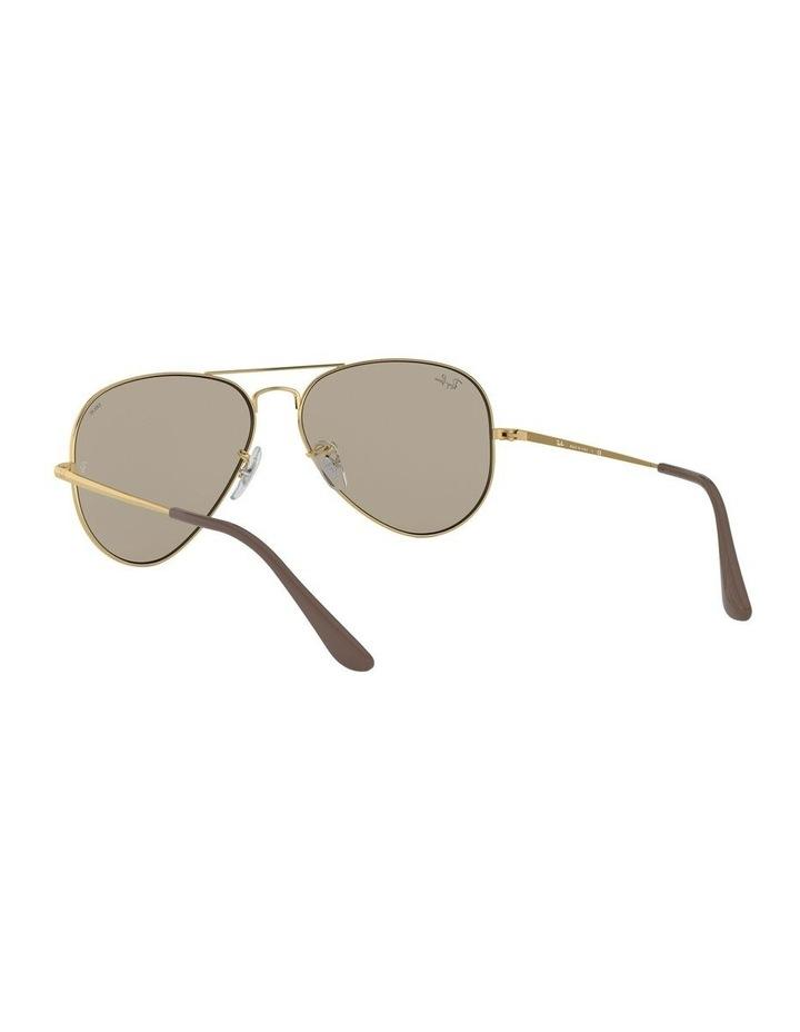 Aviator Metal II Brown Sunglasses 0RB3689 1523705012 image 6