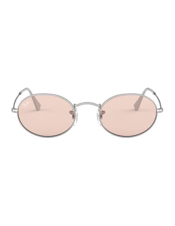Oval Pink Metal Sunglasses 0RB3547 1523752010 image 2