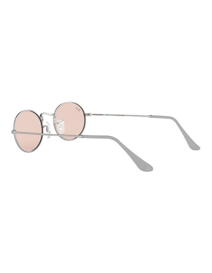 Oval Pink Metal Sunglasses 0RB3547 1523752010 image 5