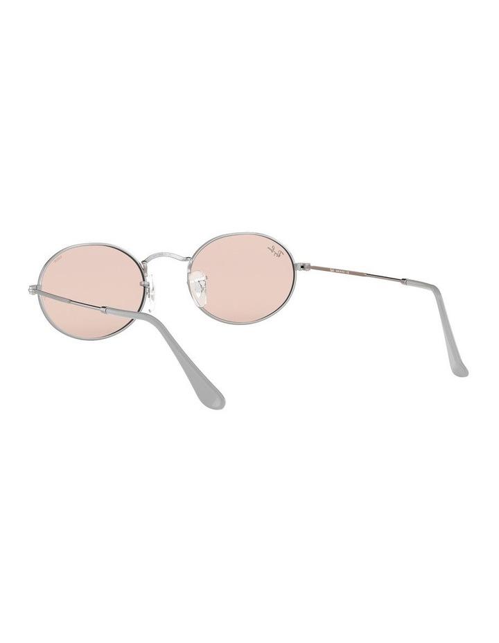 Oval Pink Metal Sunglasses 0RB3547 1523752010 image 6