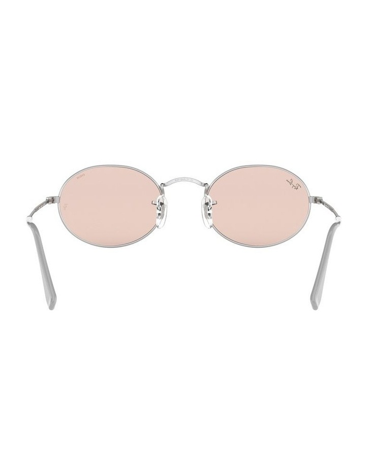 Oval Pink Metal Sunglasses 0RB3547 1523752010 image 7