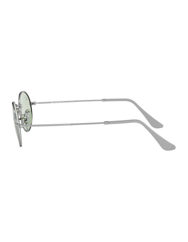 Oval Green Metal Sunglasses 0RB3547 1523752011 image 4