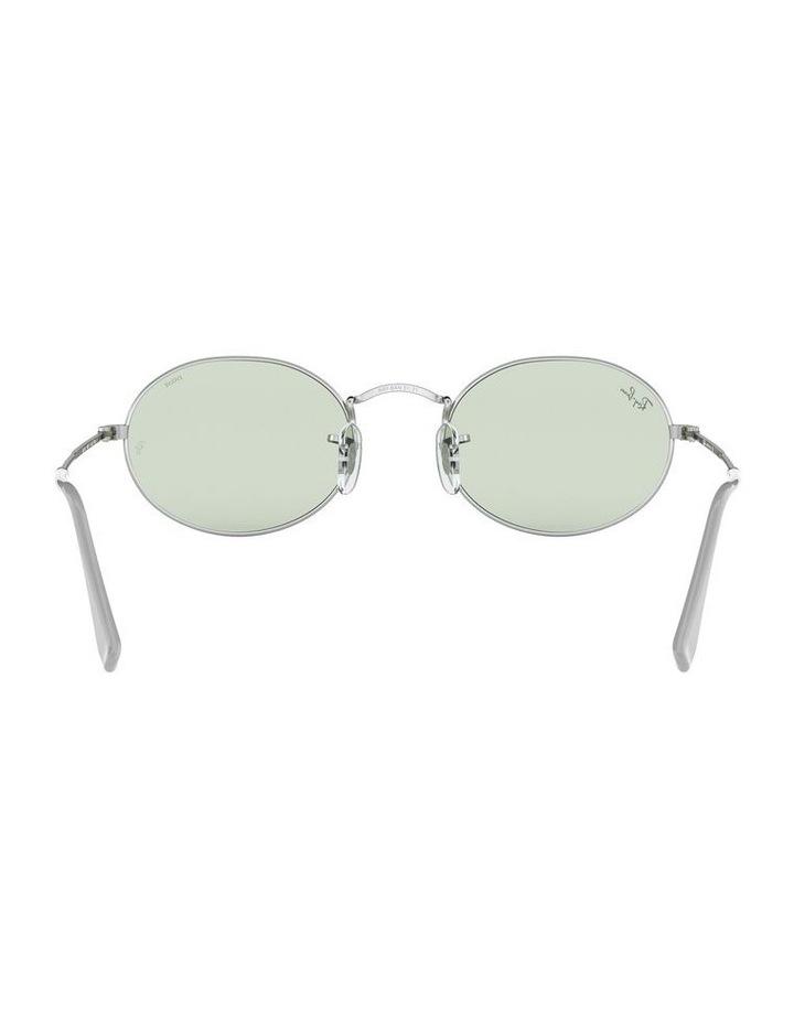 Oval Green Metal Sunglasses 0RB3547 1523752011 image 7