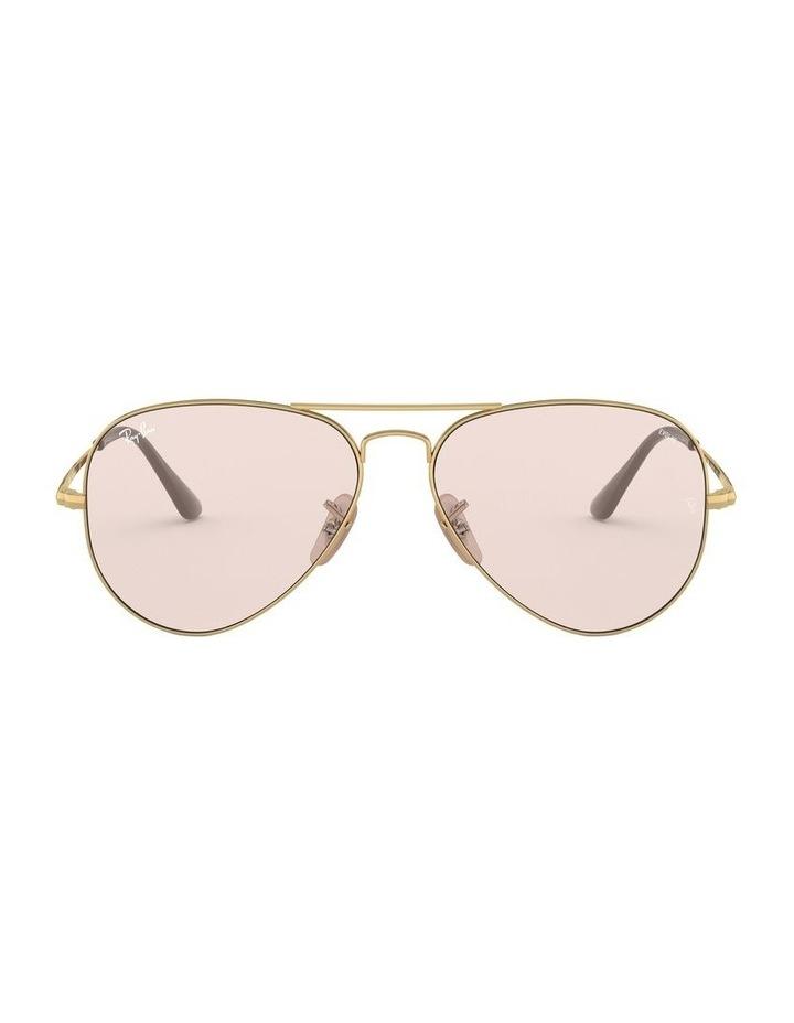 II Polarised Pink Aviator Sunglasses 0RB3689 1523755012 image 2