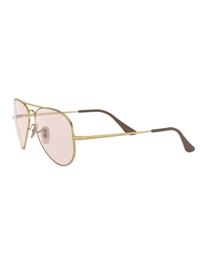 II Polarised Pink Aviator Sunglasses 0RB3689 1523755012 image 3