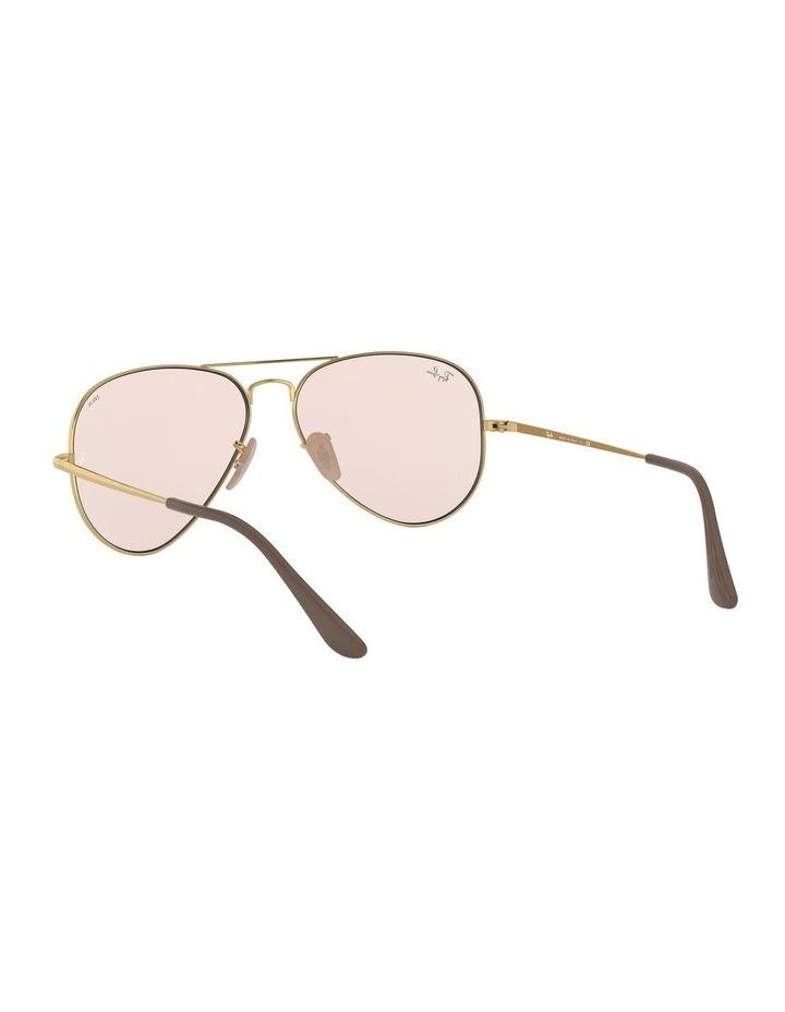 II Polarised Pink Aviator Sunglasses 0RB3689 1523755012 image 6